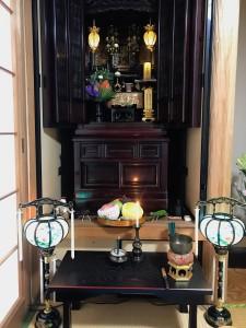 お盆仏壇4