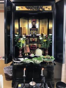 お盆仏壇3